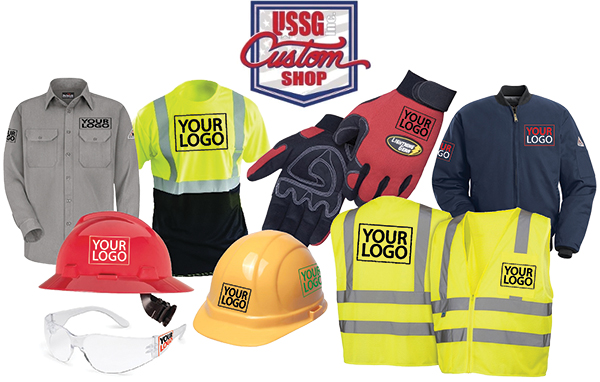 Logo Clothing, PPE & Safety Equipment v2 (RGB)